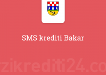SMS krediti Bakar