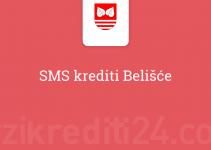 SMS krediti Belišće