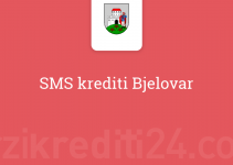 SMS krediti Bjelovar