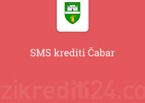 SMS krediti Čabar