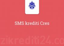 SMS krediti Cres