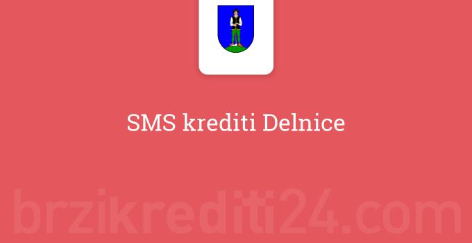 SMS krediti Delnice