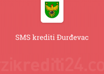 SMS krediti Đurđevac