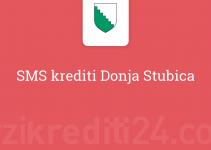 SMS krediti Donja Stubica