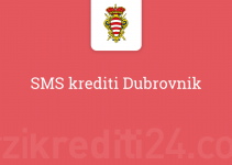 SMS krediti Dubrovnik