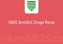 SMS krediti Duga Resa