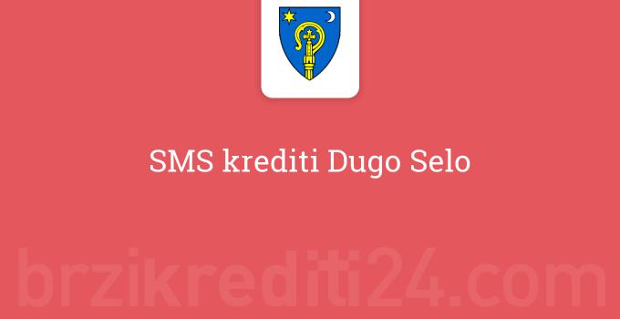 SMS krediti Dugo Selo
