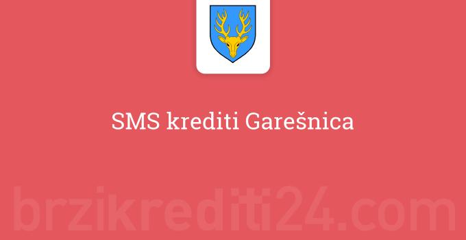 SMS krediti Garešnica