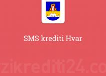 SMS krediti Hvar