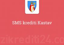 SMS krediti Kastav