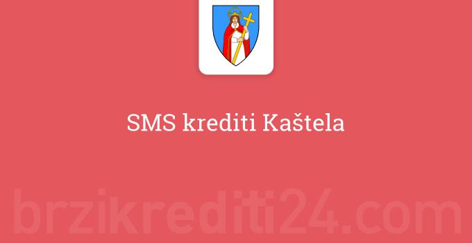 SMS krediti Kaštela