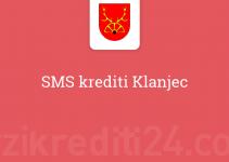 SMS krediti Klanjec