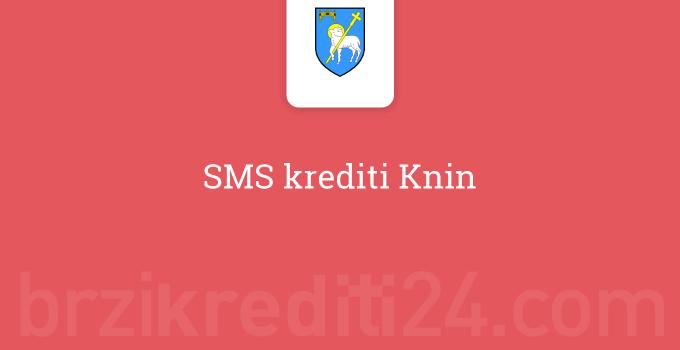 SMS krediti Knin