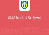SMS krediti Križevci