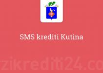 SMS krediti Kutina