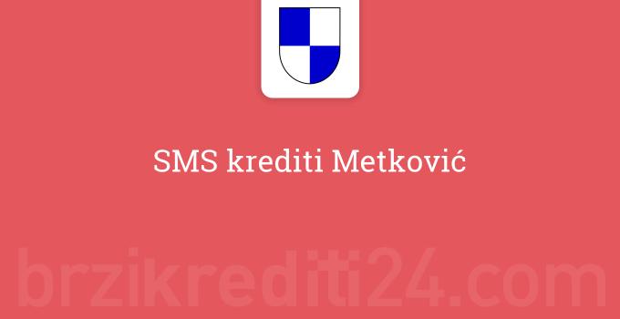 SMS krediti Metković