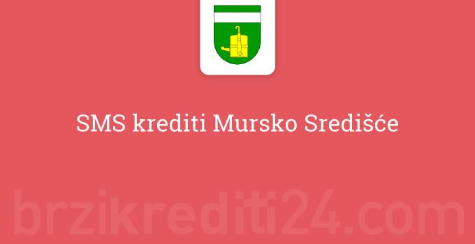 SMS krediti Mursko Središće