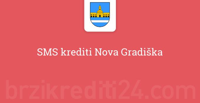 SMS krediti Nova Gradiška