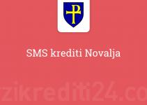 SMS krediti Novalja