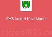 SMS krediti Novi Marof