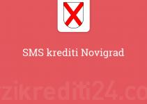 SMS krediti Novigrad