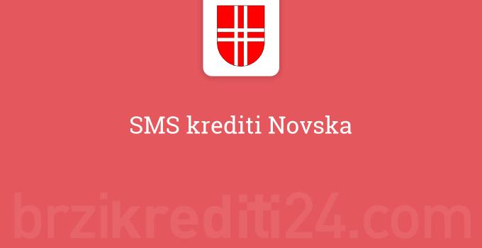 SMS krediti Novska