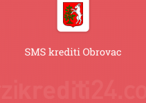 SMS krediti Obrovac