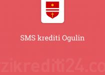 SMS krediti Ogulin