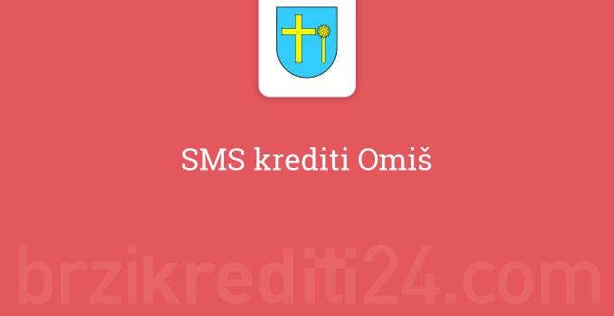 SMS krediti Omiš