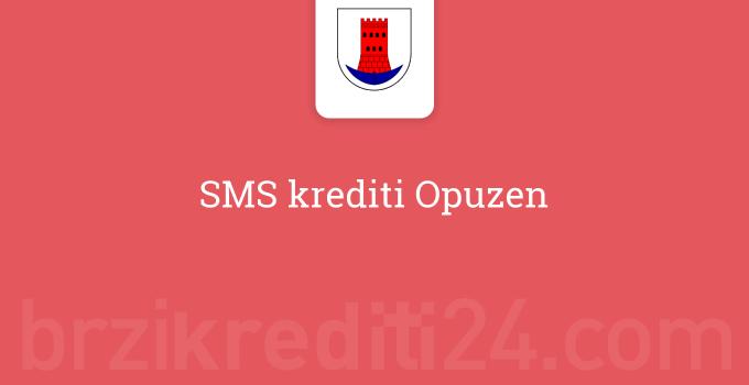 SMS krediti Opuzen
