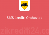 SMS krediti Orahovica