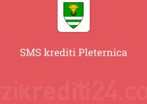 SMS krediti Pleternica