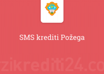 SMS krediti Požega