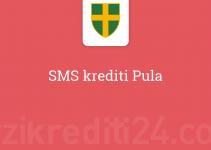 SMS krediti Pula