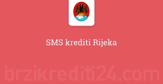 SMS krediti Rijeka