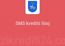 SMS krediti Sinj