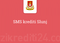 SMS krediti Slunj