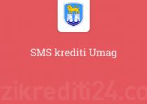 SMS krediti Umag