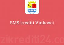 SMS krediti Vinkovci