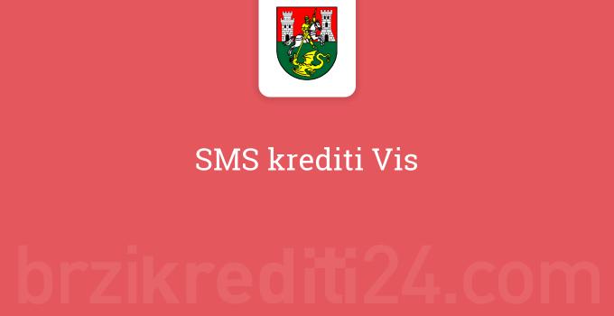 SMS krediti Vis
