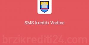 SMS krediti Vodice