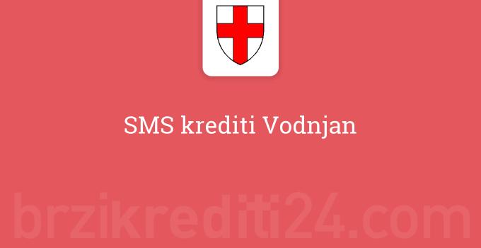SMS krediti Vodnjan