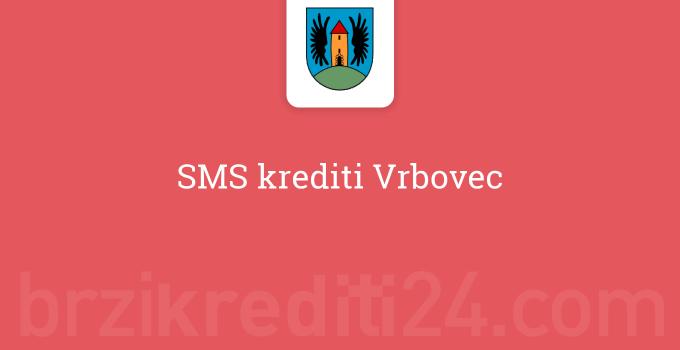SMS krediti Vrbovec