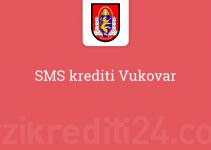 SMS krediti Vukovar
