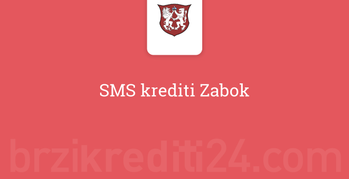 SMS krediti Zabok