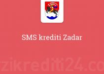 SMS krediti Zadar