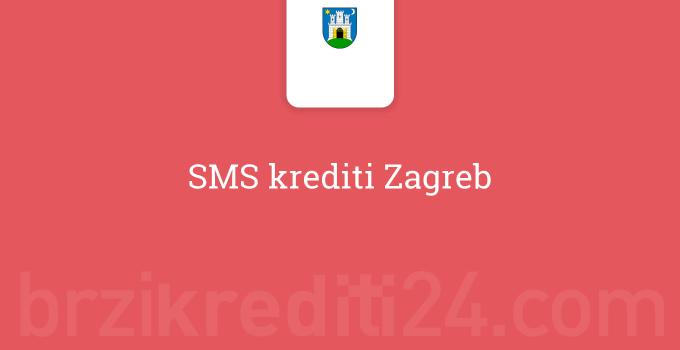 SMS krediti Zagreb
