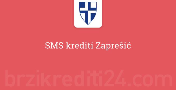 SMS krediti Zaprešić