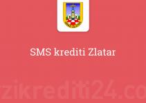 SMS krediti Zlatar