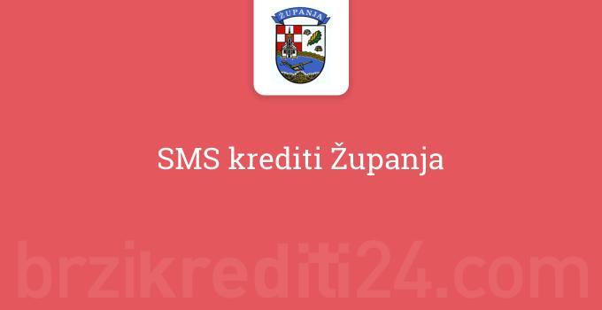 SMS krediti Županja